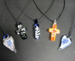 Cremation pendant group