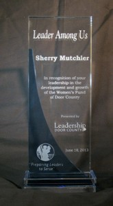 Leaders among us award